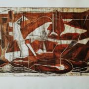 Ciudad - Capital del Arte - Artista: Gabriel Macotela - Obras de excelente gusto conjugando diversos estilos, formas, corrientes.