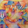 La Fauna Voraz - Capital del Arte - Artista: Chu Huiini - Obras de excelente gusto conjugando diversos estilos, formas, corrientes.