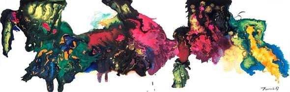 Message Personnel - Capital del Arte - Artista: Filizza Trassani - Obras de excelente gusto conjugando diversos estilos, formas, corrientes.