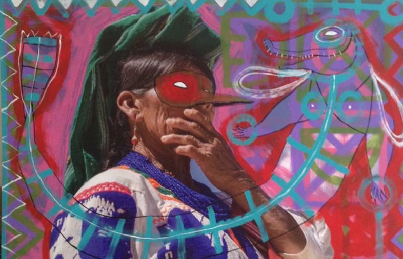 Mujer Pensativa - Capital del Arte - Artista: Chu Huiini - Obras de excelente gusto conjugando diversos estilos, formas, corrientes.