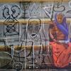 Sabia Mujer - Capital del Arte - Artista: Chu Huiini - Obras de excelente gusto conjugando diversos estilos, formas, corrientes.
