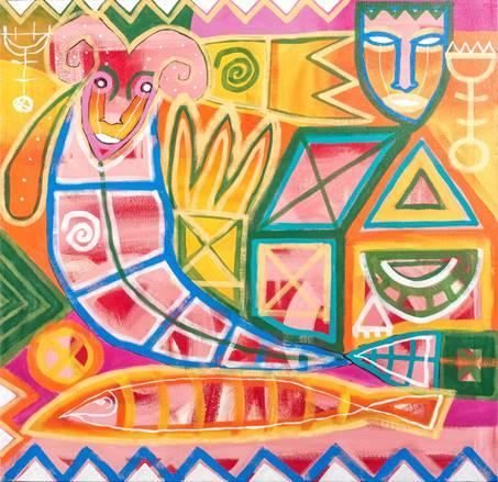 Capital del Arte - Obras de excelente gusto conjugando diversos estilos, formas, corrientes y gran diversidad de técnicas
