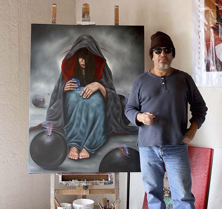 Capital Del Arte - Hugo Vázquez Tello