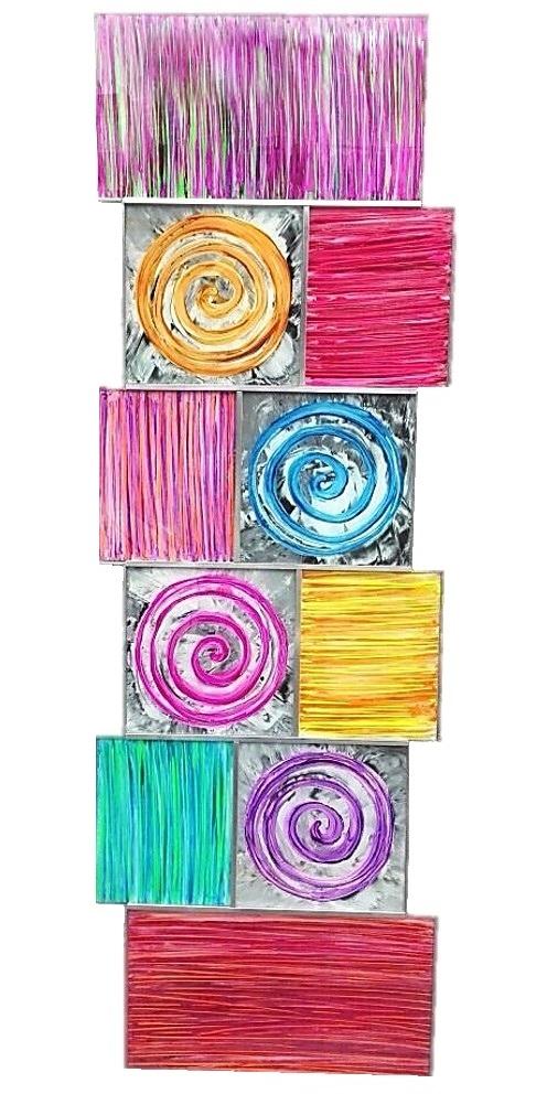 Los Espirales - Capital del Arte