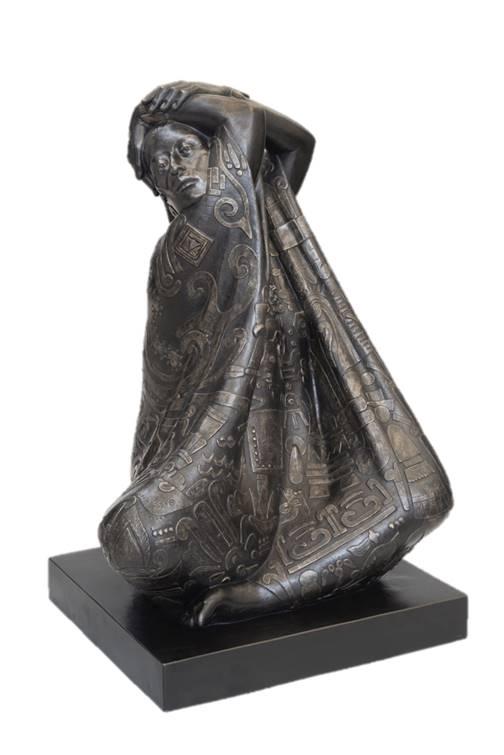 Akbal Capital Del Arte-Salvador Jaramillo Escultor
