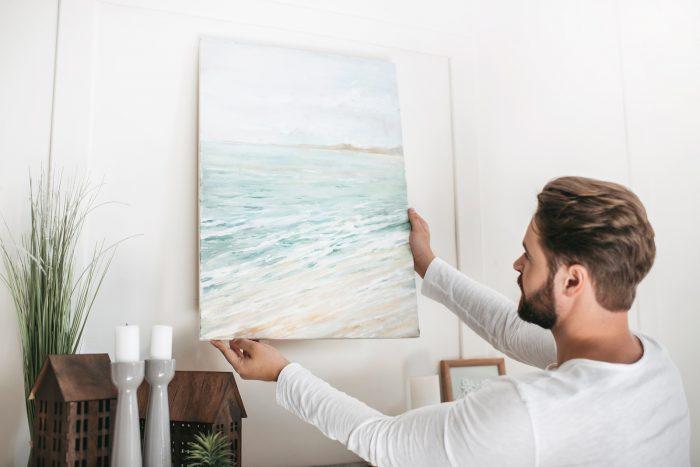 cuidar pinturas de óleo - capital del arte