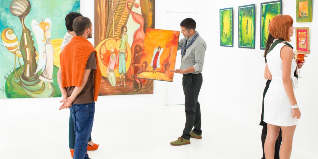 Estimar el costo de una obra de arte