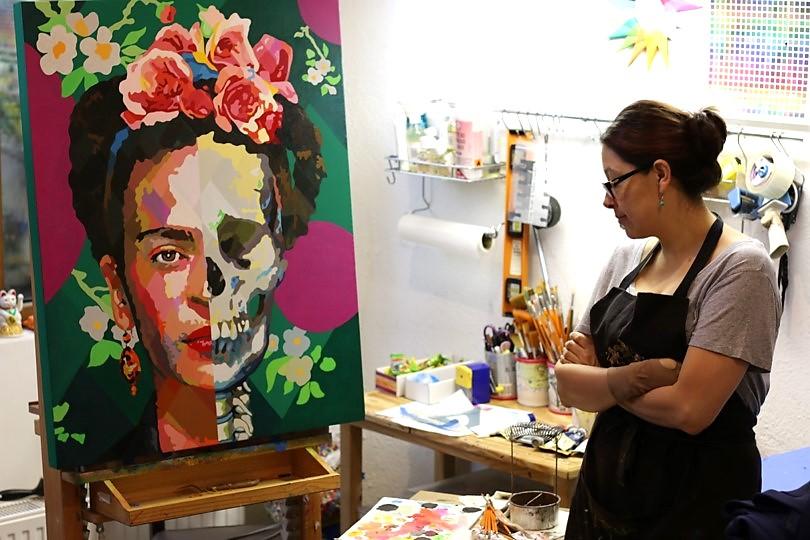 Yunuen Esparza-Capital Del Arte