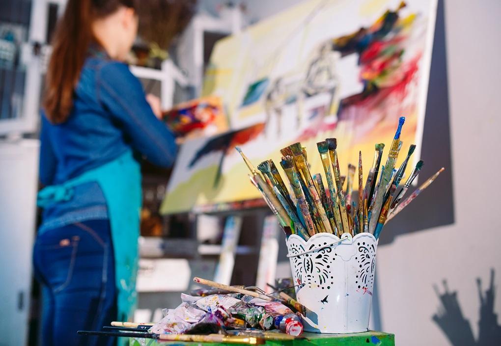 pinceles - capital del arte